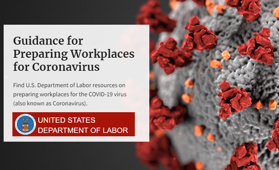 What happens if your employer isn't following COVID-19 rules? Dept. of Labor can